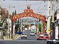 Arco de entrada a San Francisco Acatepec.jpg