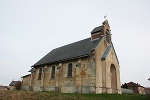 Ardeuil-et-Montfauxelles - The Church