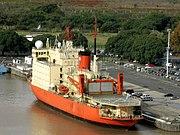 Argentine Icebreaker Admiral Irizar