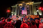 Arizona Senator Jon Kyl Speaks At Prescott Election Eve Rally (45064160124).jpg