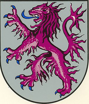 Marquess of Gouveia - The Coat of Arms of the Silva family, the first to bear the title of Marquis of Gouveia.