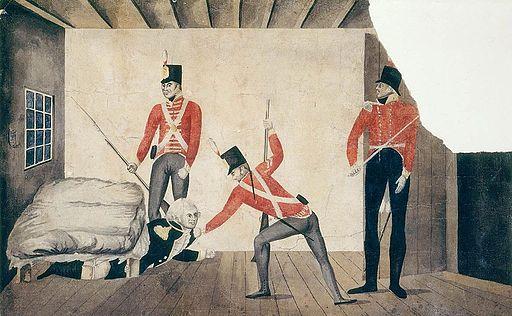 Arrest of Govenor Bligh