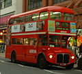 Arriva South London Routemaster RM348 (WLT 348) route 159, Oxford Street, 24 December 2003 cropped.jpg