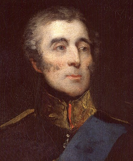 Arthur Wellesley, 1st Duke of Wellington, served as the first Conservative Secretary of State