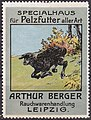 Arthur Berger, fur trader in Leipzig, c. 1910, brand advertisings (05).jpg