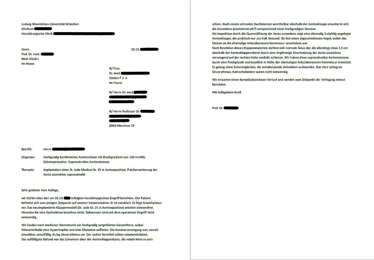Arztbrief – Wikipedia