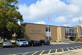 Ashtabula County, Ohio County in Ohio, US