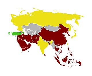 Pornography in Asia