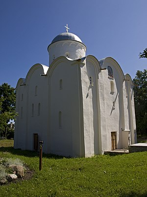 Volkhovsky District - The Assumption Cathedral, Staraya Ladoga