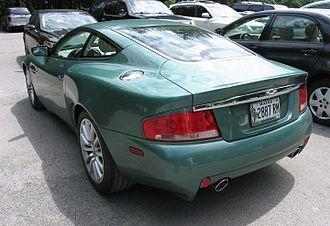 Aston Martin Vanquish - Aston Martin Vanquish (USA)