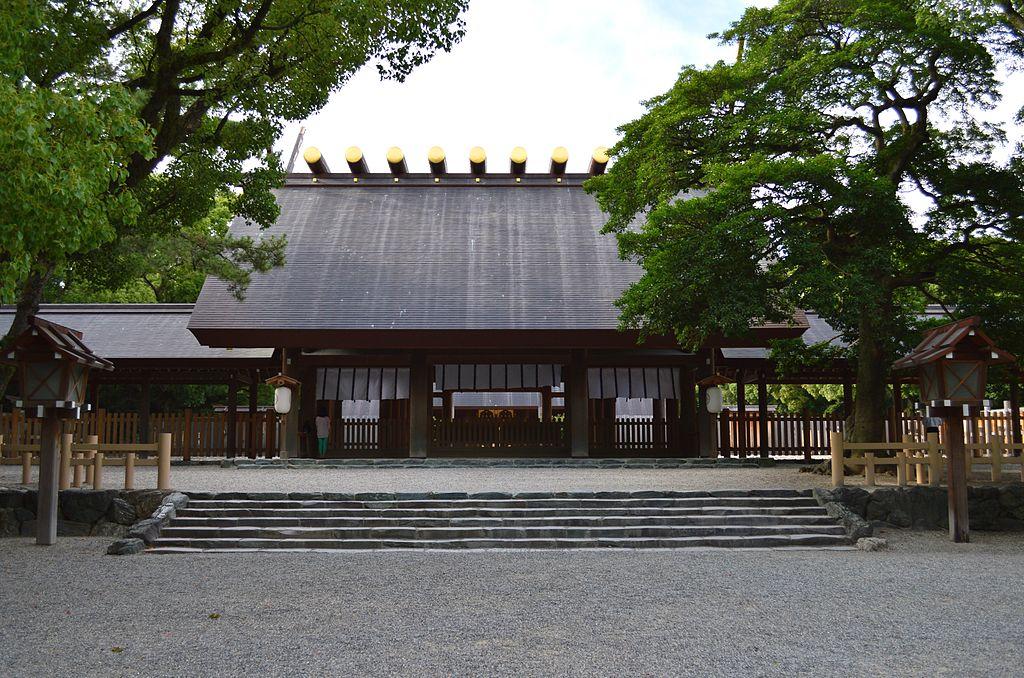 Check out the magincal Atsuta Shrine (PHOTOS) : Places ...