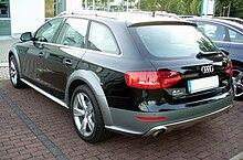 Audi A4 Wikipedija