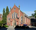 Audlem Methodist Church, Cheshire - geograph.org.uk - 1704646.jpg