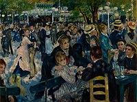 Auguste Renoir - Dance at Le Moulin de la Galette - Google Art Project.jpg