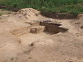 Ausgrabung Elstorf Aufgelassener Grabungsschnitt.jpg