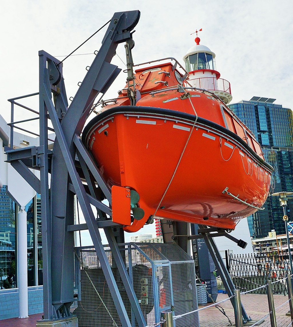 Harding MCH Lifeboat