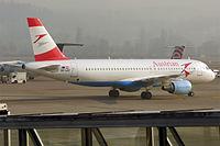 OE-LBT - A320 - Austrian Airlines