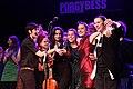 Austrian World Music Awards 2014 Preisverleihung Madame Baheux 3.jpg