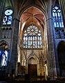 Auxerre Cathédrale St. Étienne Innen Nördliches Querschiff.jpg