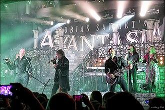 Tobias Sammet - Tobias Sammet with Avantasia 2016