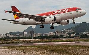 Avianca Brazil - Airbus A319