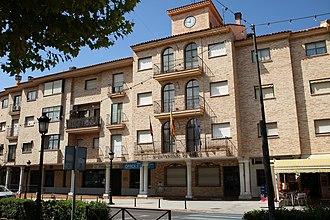 Argés - Image: Ayuntamiento de Argés