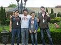 Azerbaijani Wikipedians in Qırmızı Qəsəbə 03.jpg