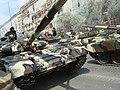 Azeri T-72, parad in Baku, 2013.JPG