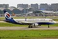 B-2347 - Chongqing Airlines - Airbus A320-233 - CKG (9699631454).jpg