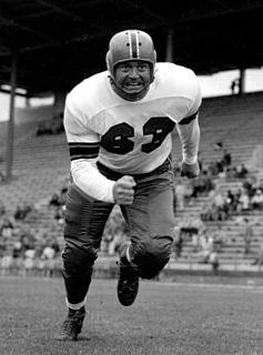 Arnie Weinmeister American football player