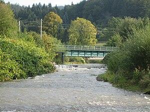 Bystřice (river) - Bystřice River