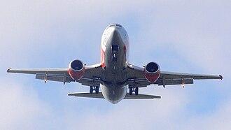 Twinjet - Boeing 737 Twinjet