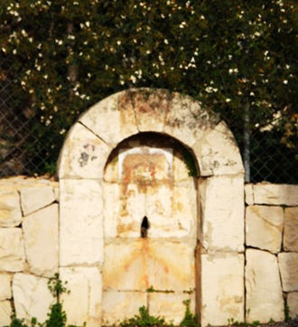 Batroumine - Image: BATROUMINE WATER SPRING