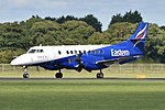 BAe Jetstream 41 'G-MAJJ' Eastern Airways (40049299021).jpg
