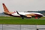BB Five Inc, N888TY, Boeing 737-7AH BBJ (37630210476).jpg