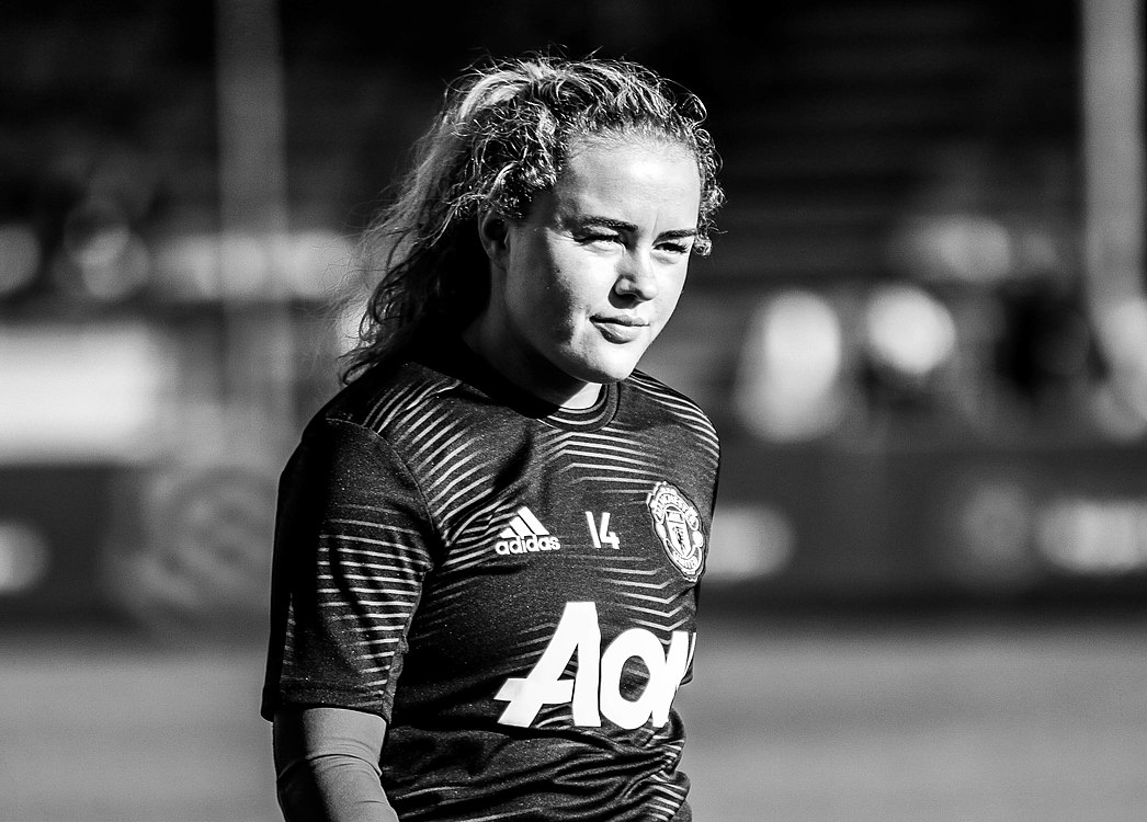 BHA Women 0 Man Utd Women 2 WFAC 4th rd 03 02 2019-236 (46934094702).jpg