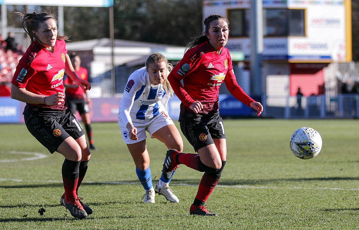 BHA Women 0 Man Utd Women 2 WFAC 4th rd 03 02 2019-951 (46934231162).jpg