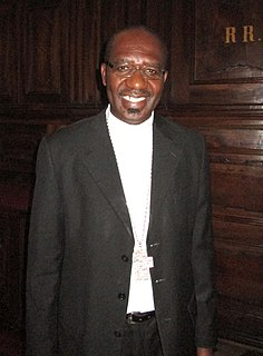 José Manuel Imbamba Angolan Roman Catholic priest and university teacher