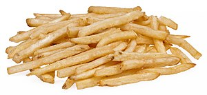 French fries from Burger King.