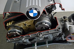 BMW N53 - Double-VANOS, as seen on an N52 engine