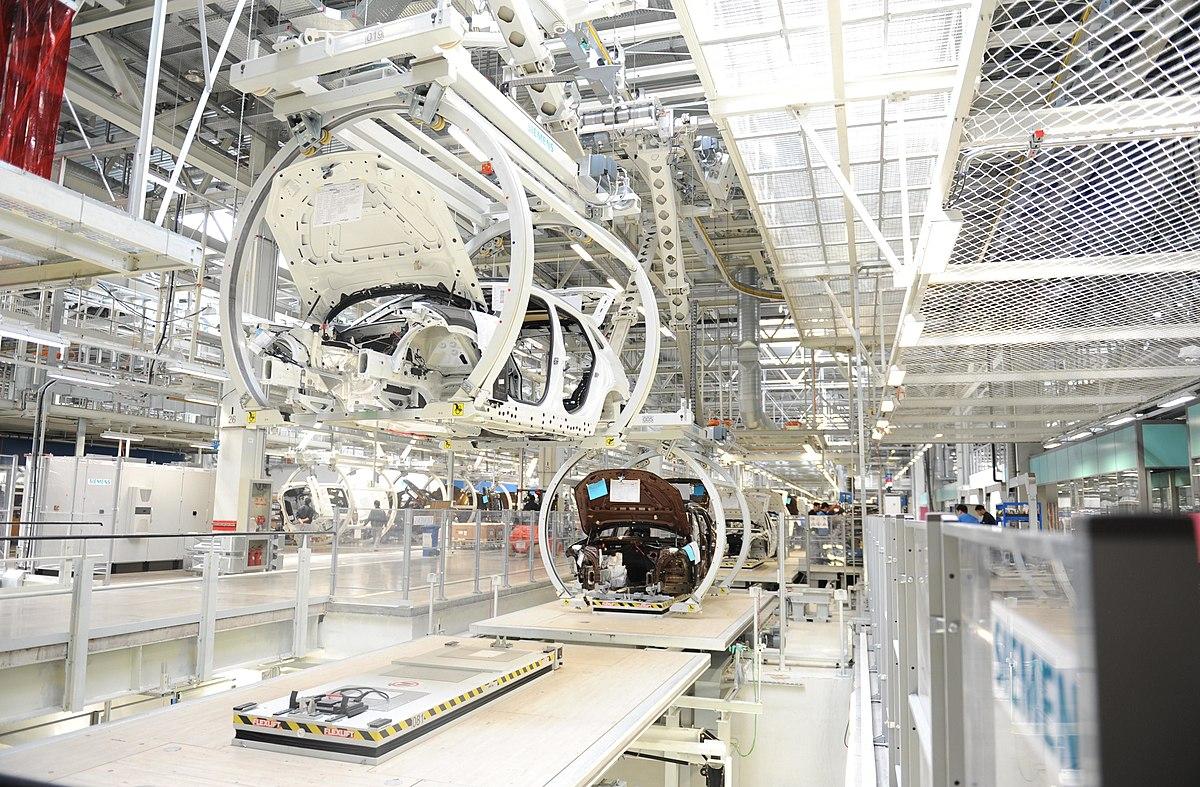 制造_中德(沈阳)高端装备制造产业园 - 维基百科,自由的百科全书