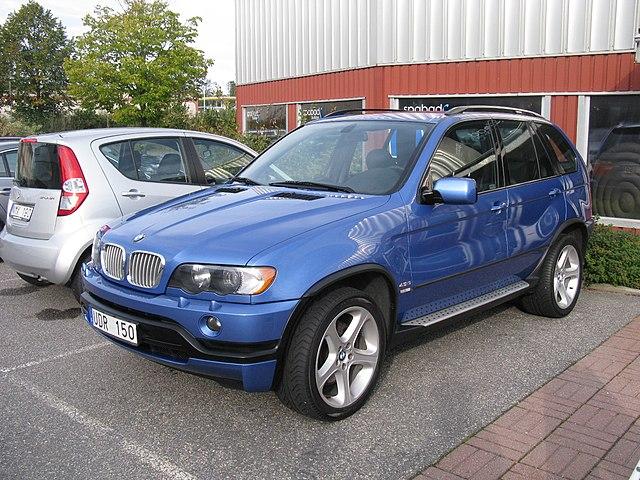 BMW X5 4.6i (6157235870)