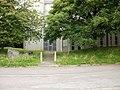 BT telephone exchange, Malpas - geograph.org.uk - 1502536.jpg