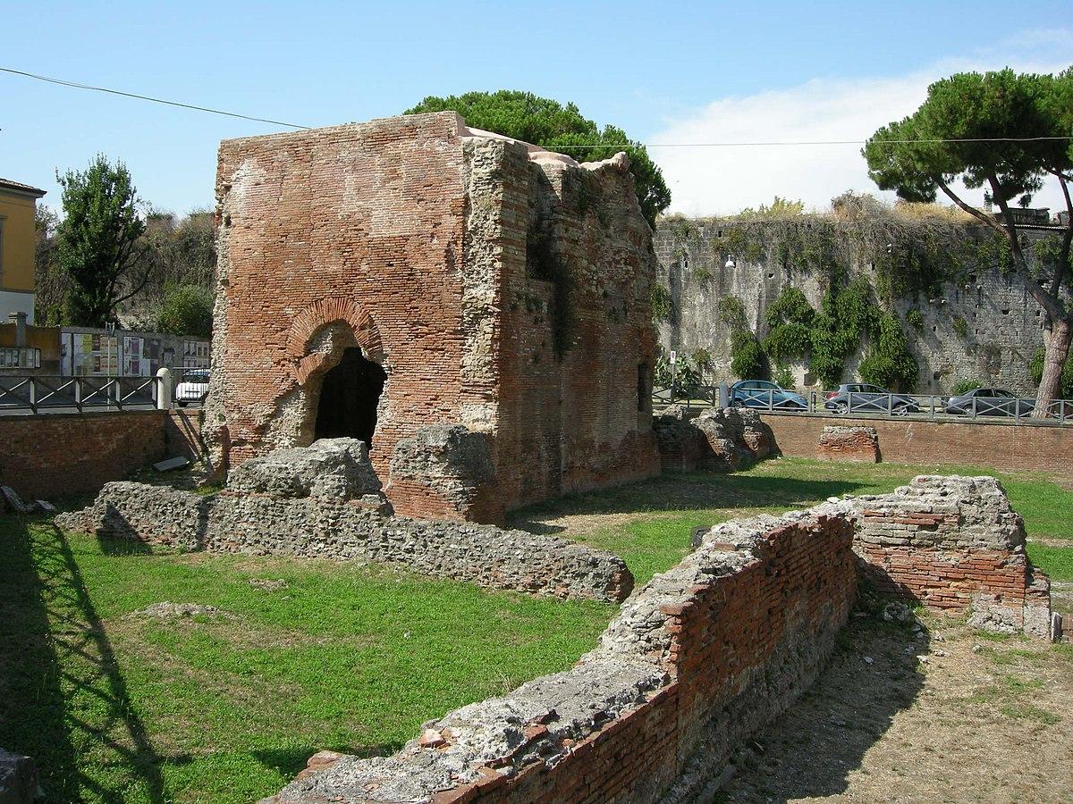 Bagni di Nerone - Wikipedia