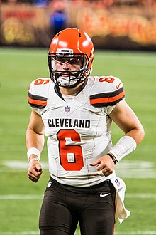 d27d2c23ce8 List of Cleveland Browns starting quarterbacks - Wikipedia