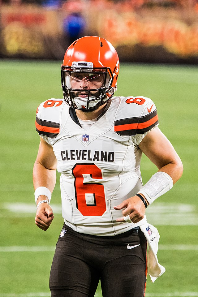 bf948840a008 Baker Mayfield - Wikiwand