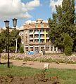 Bakhmut`s square of Liberty.jpg