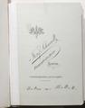 "Baksida av fotografi med text ""Josef Schmidt, Photographisches Atelier, Lofer - Hallwylska museet - 103129.tif"