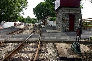 Ballasalla - Railway Station