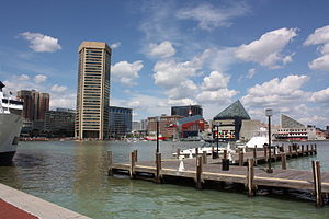 University of Maryland, Baltimore County - Baltimore's Inner Harbor